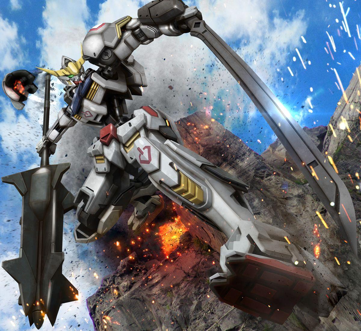 Resultado de imagen para Mobile Suit Gundam: Iron-Blooded Orphans