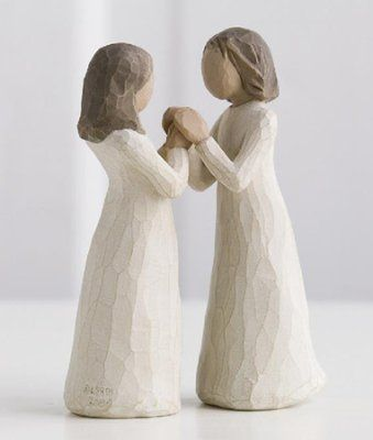 Willow Tree Sisters by Heart   -     By: Susan Lordi