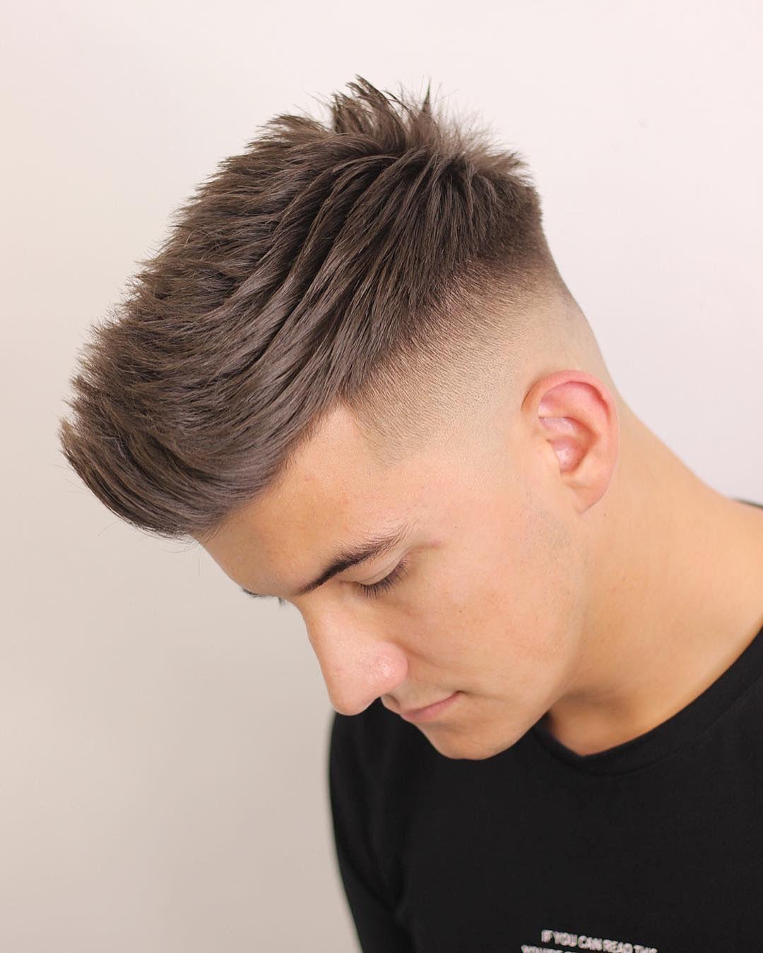 40+ Mens clean cut hairstyles trends