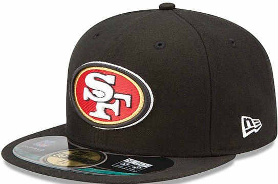 San Francisco 49ers Hat - New Era 59fifty