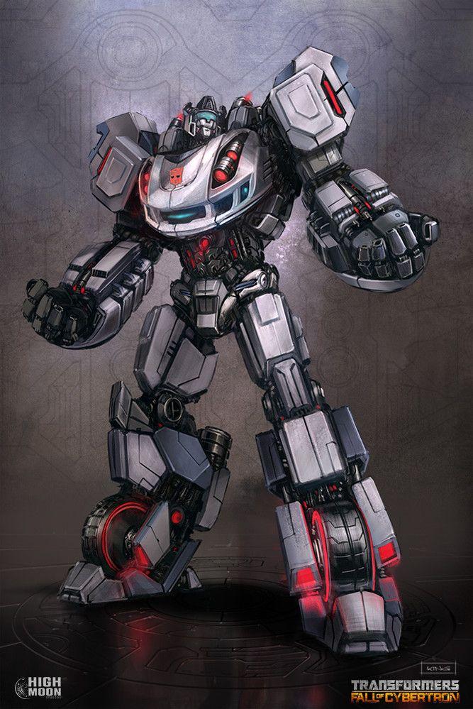 Artstation Transformers Fall Of Cybertron Billy King Transformers Jazz Transformers Cybertron Transformers Autobots
