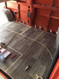 Photo of Welchen Boden im Wohnmobil verlegen. Gerade im Winter wollen wir keine kalten F…