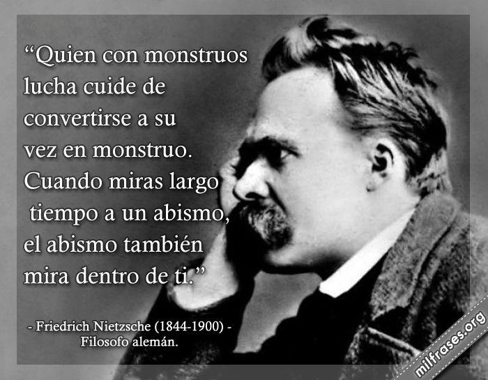 Friedrich Nietzsche Filósofo Alemán Friedrich Nietzsche Nietzsche Nietzsche Quotes
