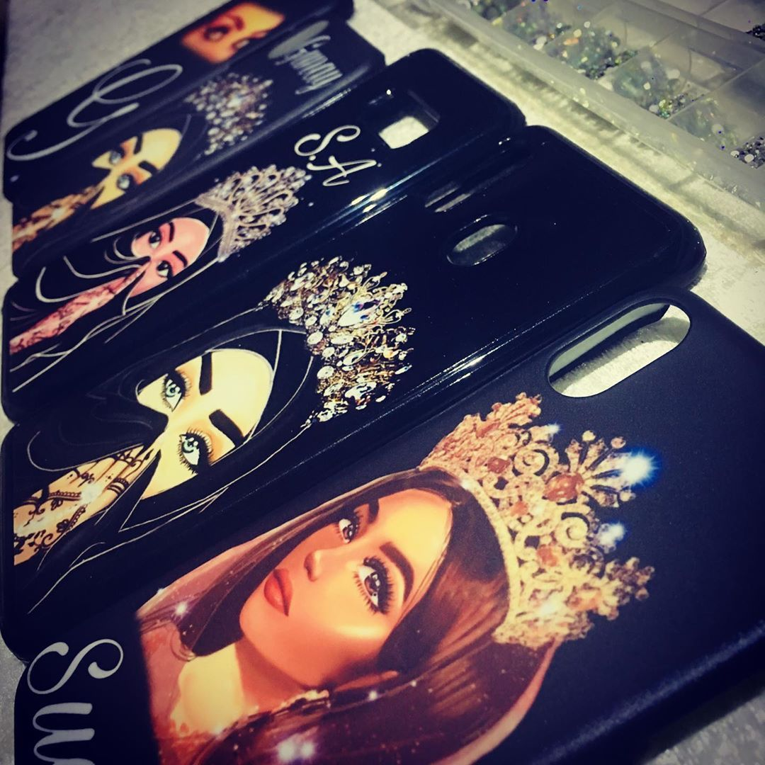Tac Korona Hicabstyle Kabura Baku Gozellik Amazing Diamonds Crystal Swarovskicrystals Swarovsk Instagram Posts Instagram Phone Cases