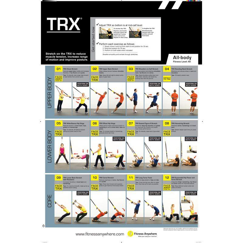 Rutina de ejercicios trx pdf