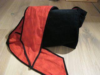 portami!: Onbag - Tutorial: Nähanleitung in 10 Schritten IDEALE Tasche beim Kindertragen