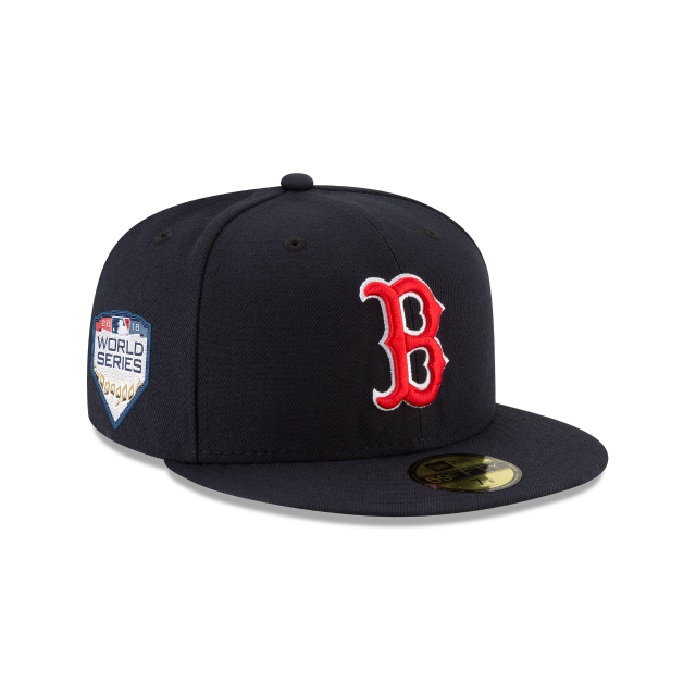90e9c890495fb BOSTON RED SOX WORLD SERIES SIDE PATCH 59FIFTY FITTED