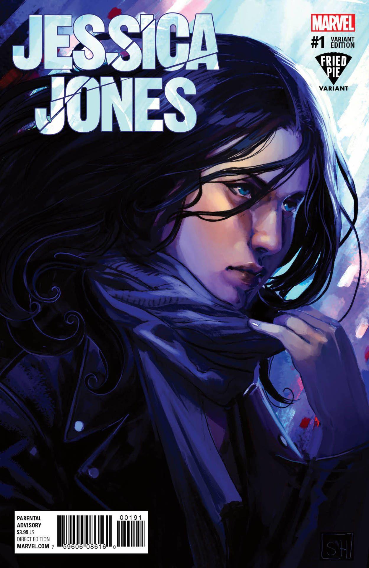 Jessica Jones Comic Book #Marvel   CoOl JesSiCa jONes ...