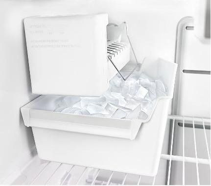 how to install an icemaker in a chest freezer