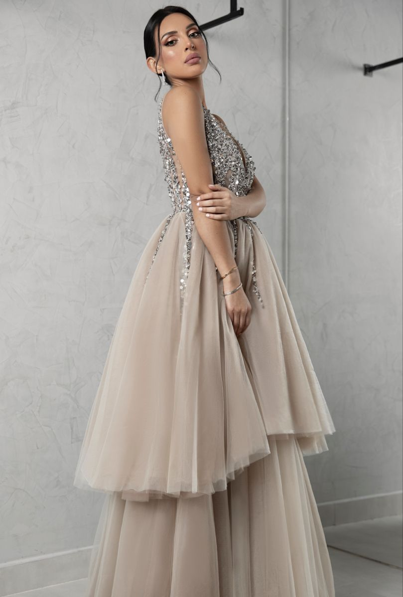 Mocha By Skytten Couture Celestia Collection Dresses Fashion Couture