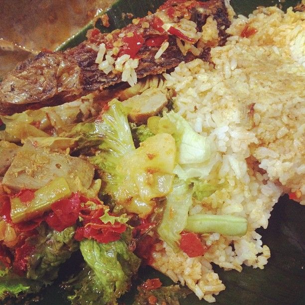 Nasi kapau uni emi #medan #kuliner