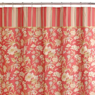 Waverly Honeymoon Shower Curtain Found At Jcpenney Unique