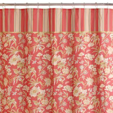 Waverly Honeymoon Shower Curtain Found At Jcpenney Unique