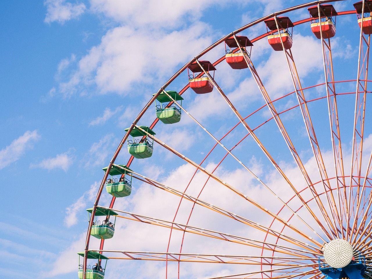 Park Amusement Park Ride Adventure Park Amusement Park Ride Adventure Park Pictures 2017 Wallpaper Ferris Wheel Hd wallpaper autumn ferris wheel park