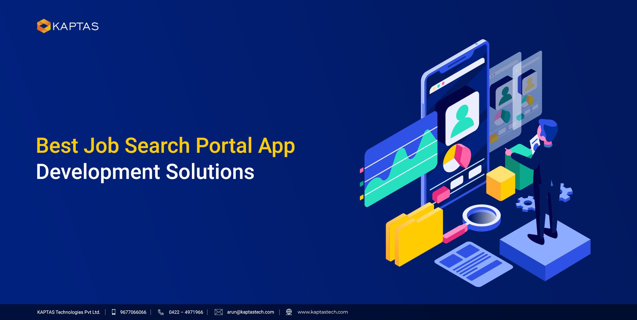 Best Mobile Application Development Company in Coimbatore