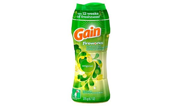 Get a Free Gain Fireworks in-wash scent booster sample! Simply - membership card samples
