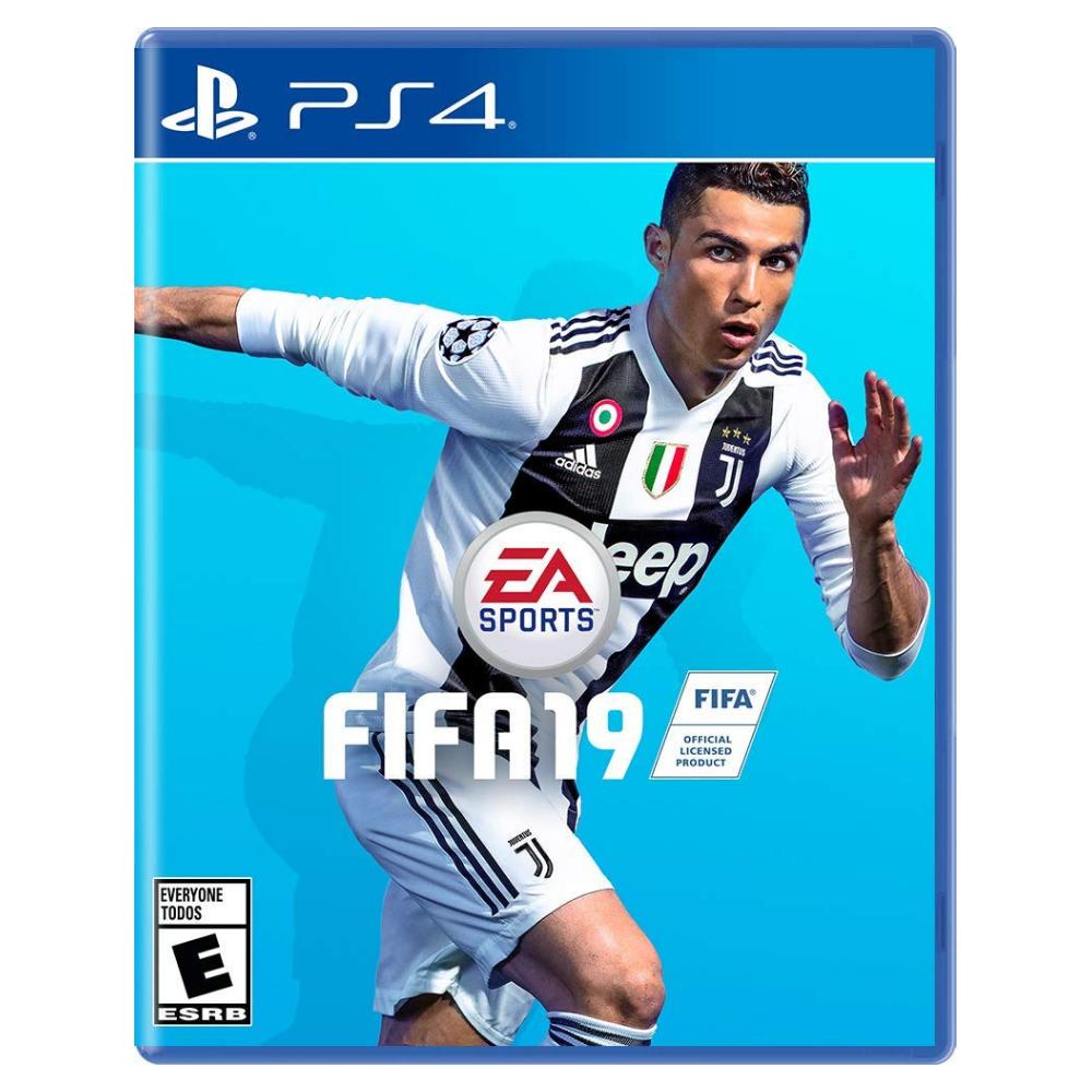 Fifa 19 Standard Edition Ps4 Ps4 Games Fifa Fifa Ps4