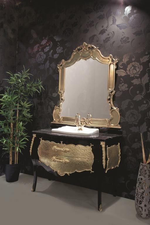 Taberner no sólo fabrica muebles modernos Del modelo Palacio Negro