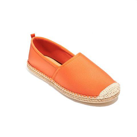 80dd00331f2f Beachcomber Espadrille  Womens Sea Star Orange – Sea Star Beachwear