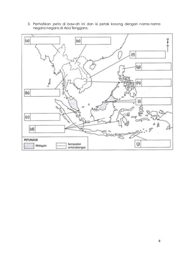 Peta Asia Tenggara : tenggara, Soalan, Latihan, Malaysia, Google, Search, Peta,, Malaysia,, School, Activities