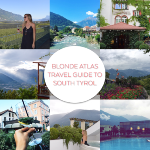 merano south tyrol travel guide