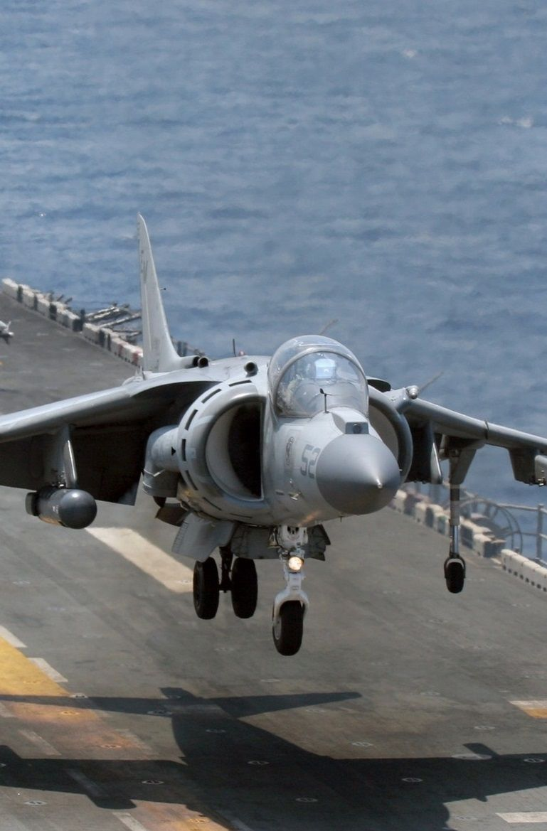 Harrier Jet Military Aircraft Jet Aircraft Fighter Jets