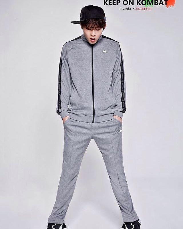 3e8fc45697 Kappa Korea Facebook Update  jooheon  주헌 Monsta X Jooheon