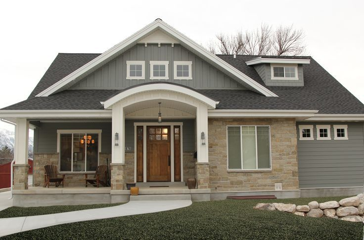 Finding The Perfect Exterior Paint Color Anew Gray Gray Green And Benjamin Moore