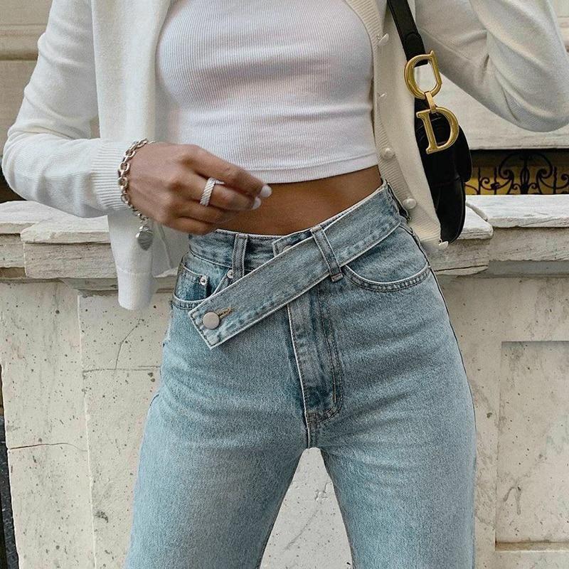 Slash demin jeans