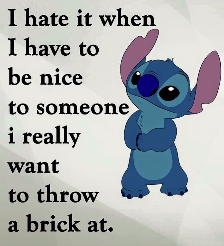 Oh Yea Funnies Stitch Disney Quotes And Fun Quotes Funny Funny Quotes Lilo And Stitch Quotes