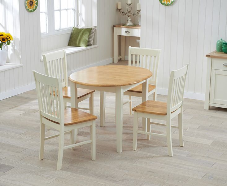 buy the amalfi cream extending dining table with chairs at oak rh pinterest com