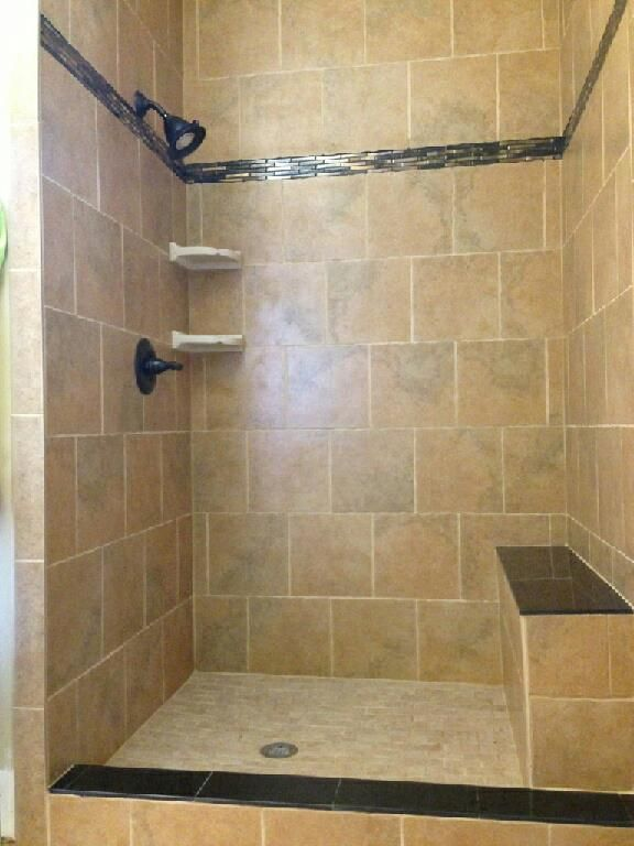 Think I want to do our master shower in this pattern Our