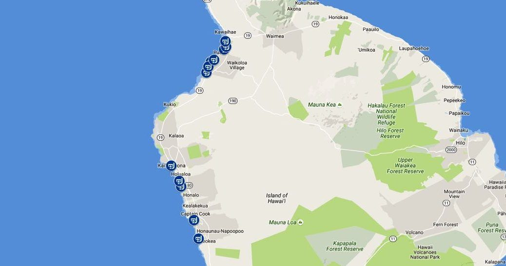 14 Best Snorkeling Spots on the Kona coast Hawaii