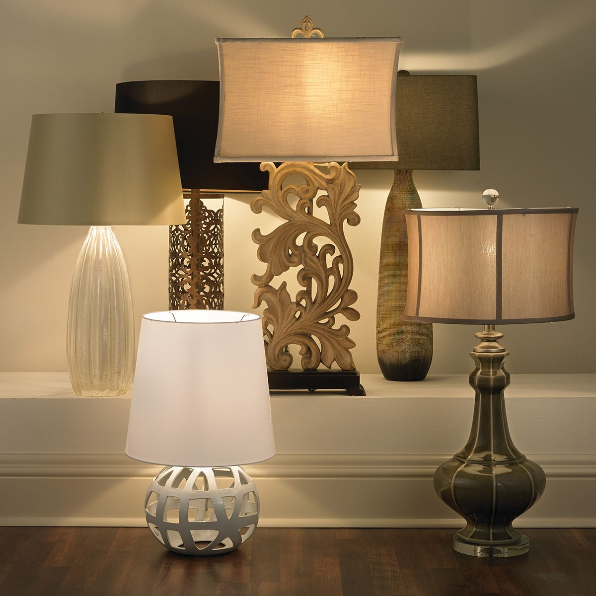 the dump furniture assorted table lamps lamp shades lamps