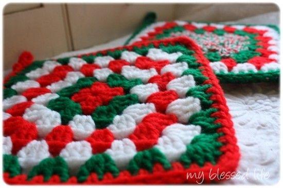 Christmas Thrift Store Finds Crochet Pinterest Christmas