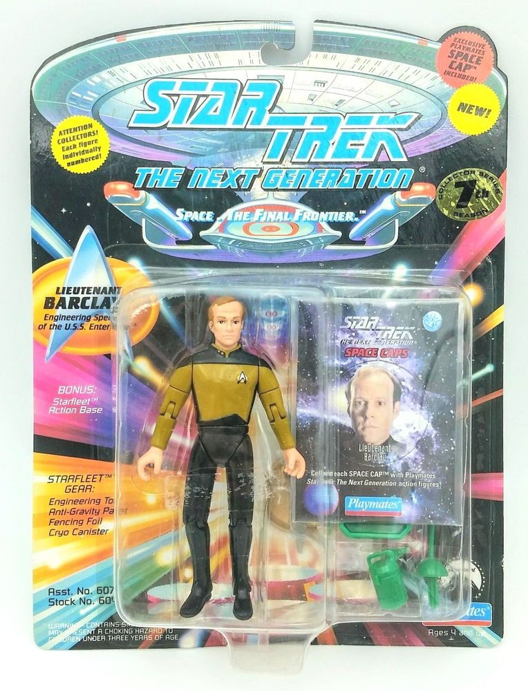 /& Voyager Star Trek The Next Generation Playmates Toys Action Figures choice