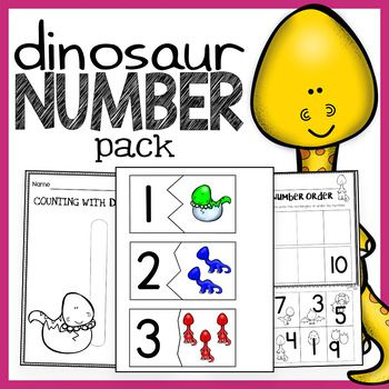 this pack is aligned with the common core this download focuses on 1 10 number recognition and the counting sequence