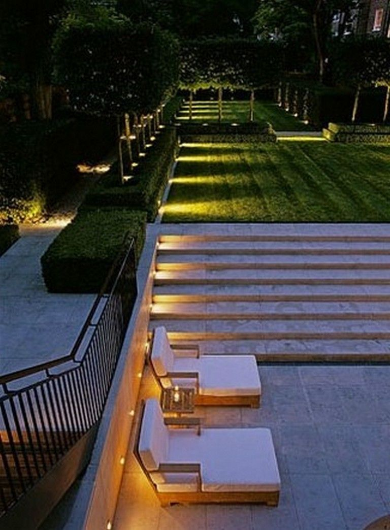 79 Incredible Modern Garden Lighting Ideas Garden Gardening