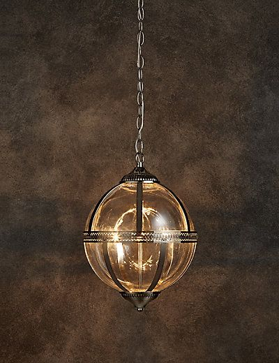 Orb Pendant M S With Images Orb Pendant Light Globe Pendant