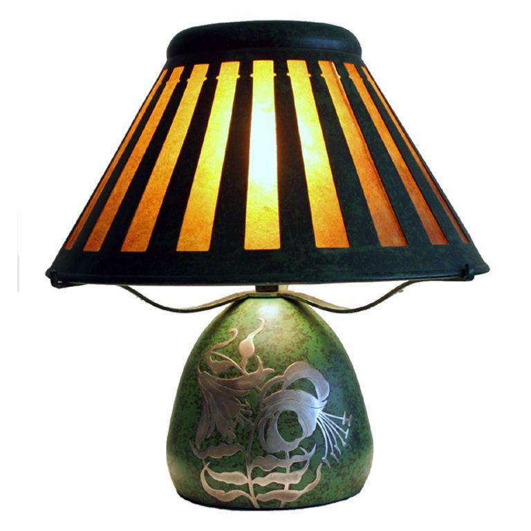 Heintz art metal gumdrop daylily lamp metals lights and lamp light usa buffalo ny heintz art metal gumdrop day lily lamp arts aloadofball Choice Image