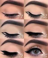Photo of Outlined tutorial – #de #delineado #Tutorial – Makeup | Dessertpin.com Or …