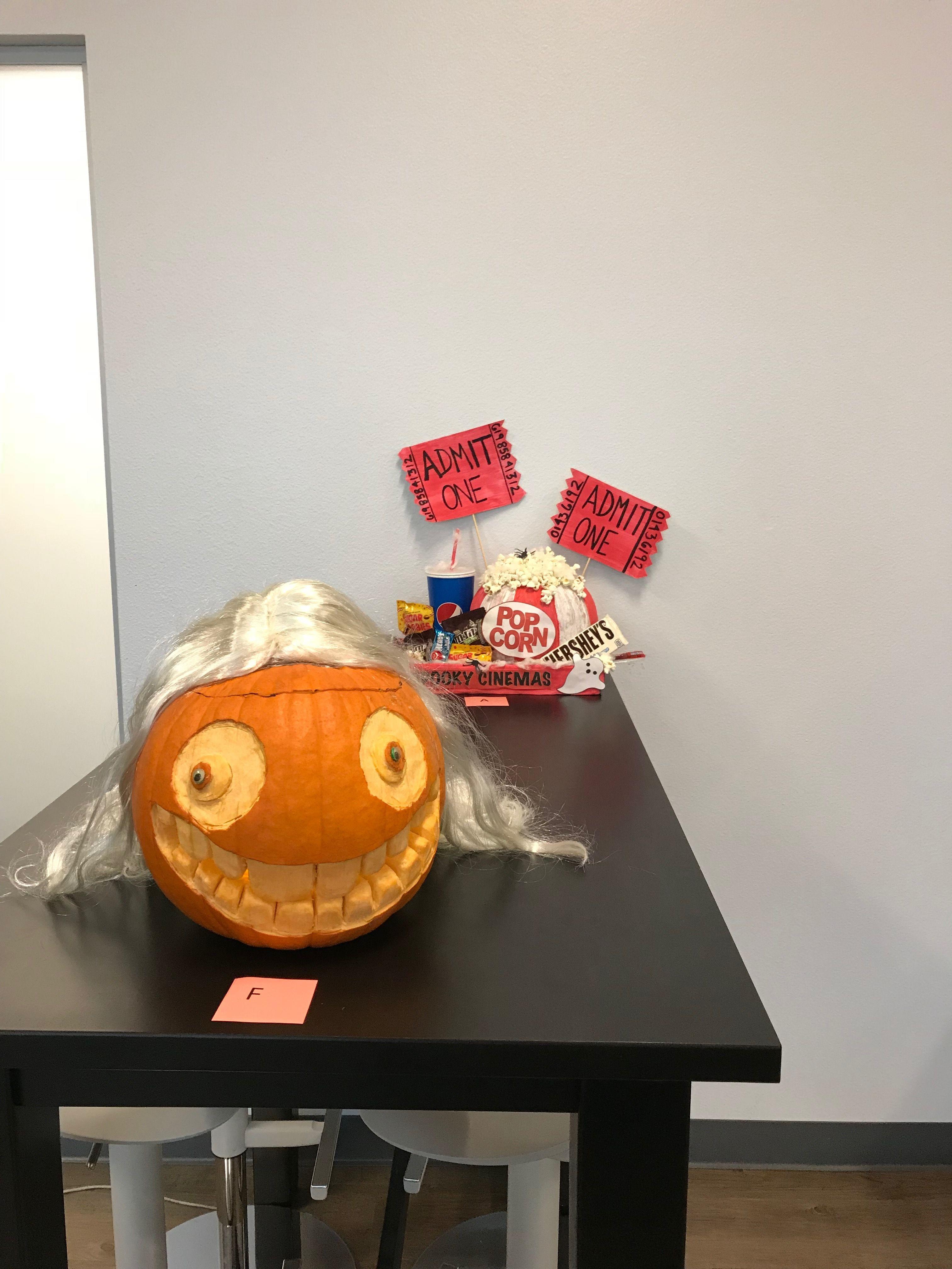 Pin by Patrece James on Holloweeeen pumpkins Pinterest - cute homemade halloween decorations