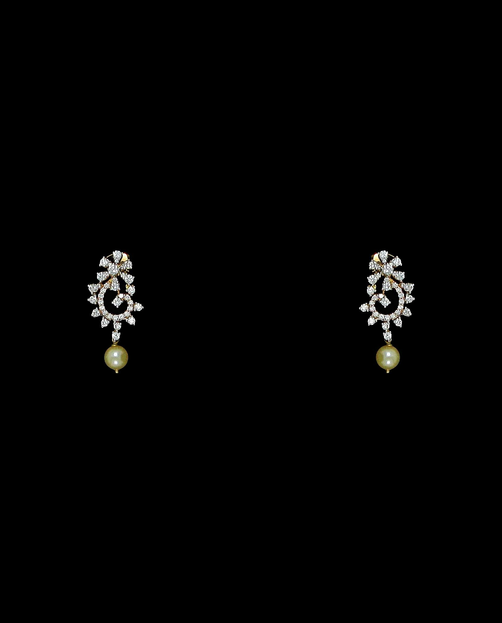 Diamond Earring Earrings Diamond Jewelry
