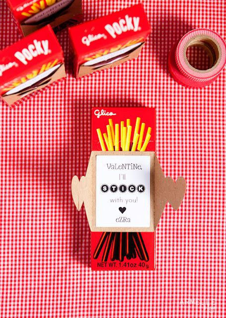 40 valentines day card ideas gifts for classmates the crafted sparrow - Valentine Ideas For Classmates
