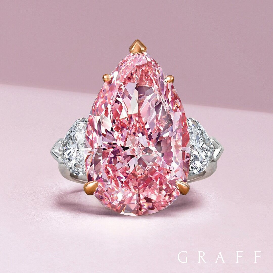 Graff Baku #graff #jewelry #diaminds #pink #IZ | Diamonds And ...
