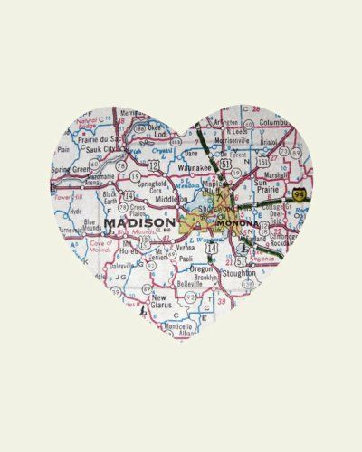 So about what I said Etsy Love Heart shaped city prints