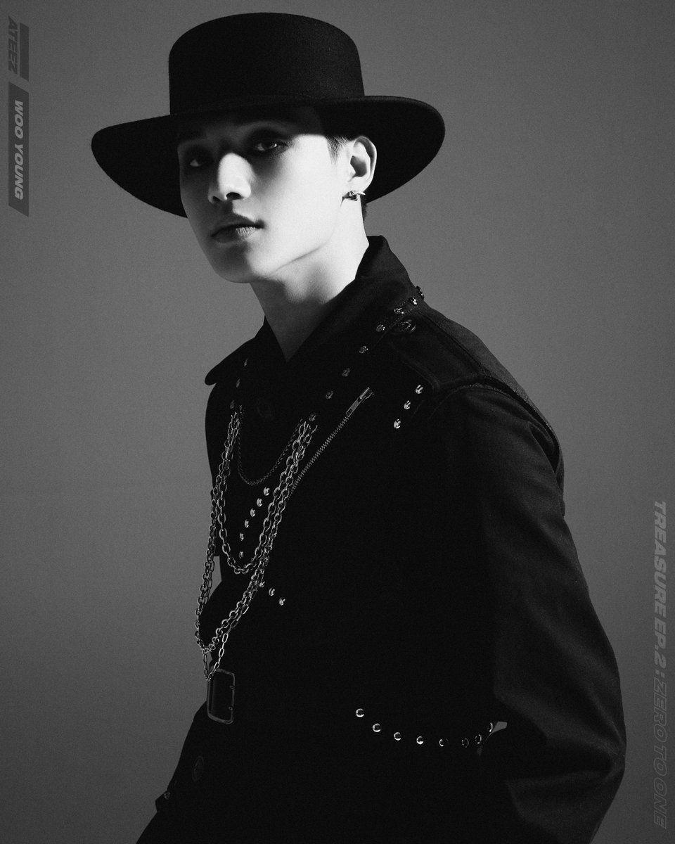 Ateez Wooyoung