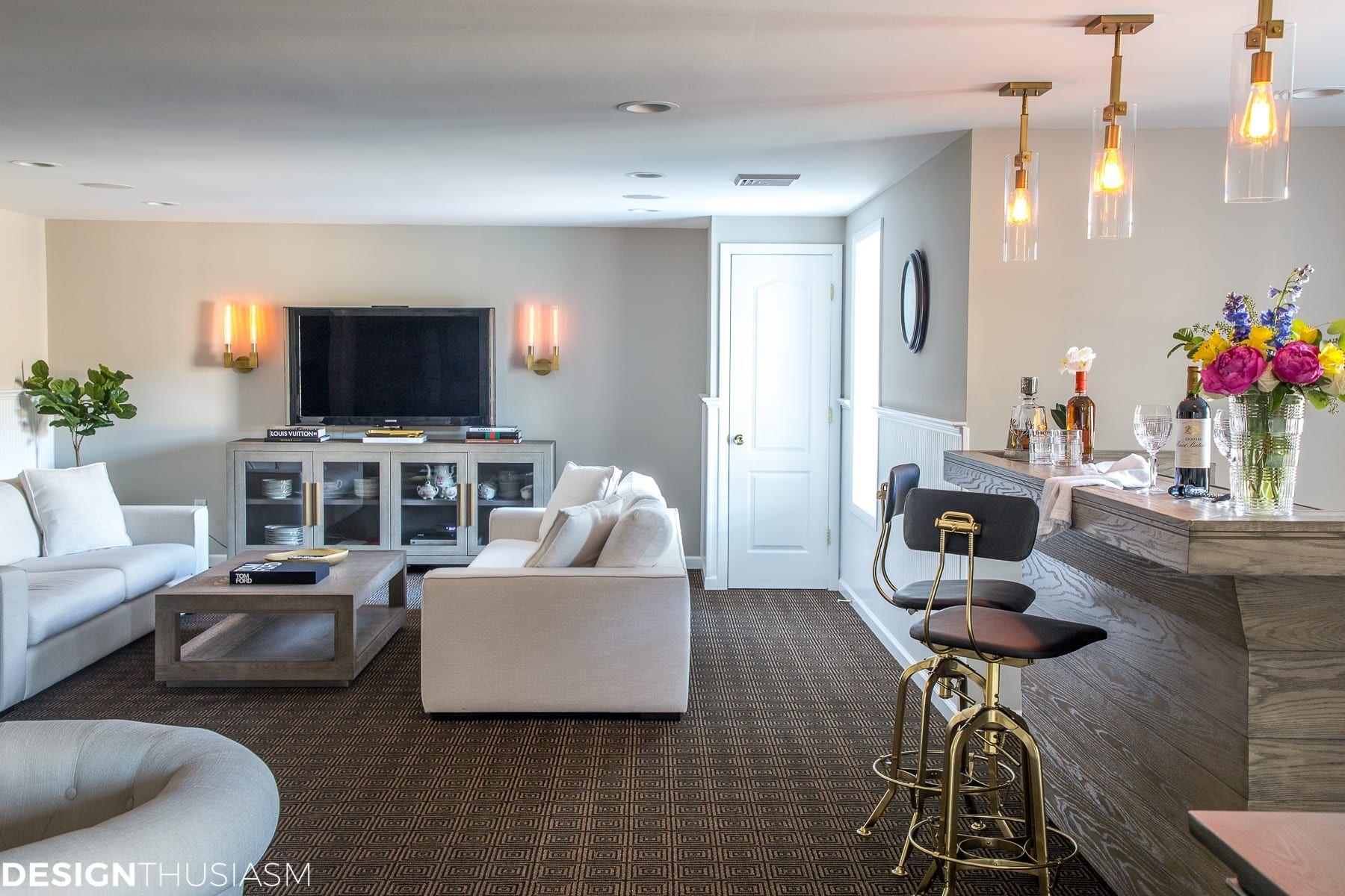 Home Bar Ideas 6 Steps To An Elegant Basement Bar Base