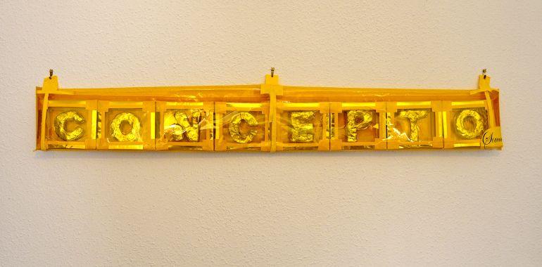 ARTE OBJETUAL. YENY CASANUEVA Y ALEJANDRO GONZALEZ. PROYECTO PROCESUAL ART