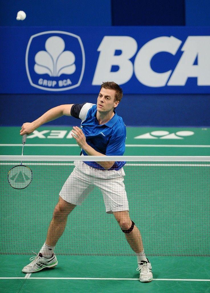 Hans Kristian Vittinghus Photos Photos Bca Indonesia Open Badminton Outfits Badminton Sports